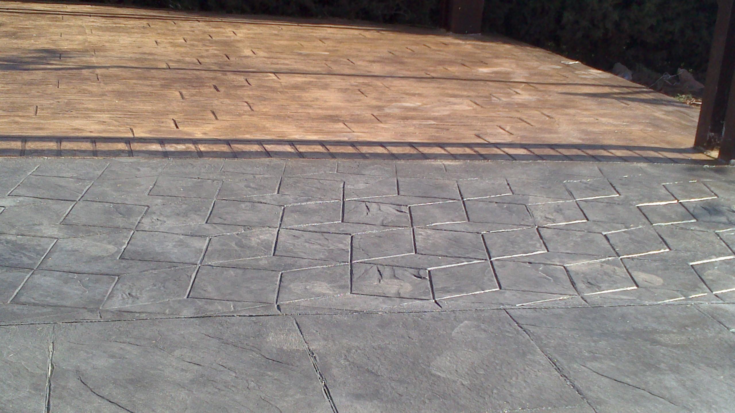 Hormigon impreso pontevedra 642328418 hormigon impreso - Hormigon decorativo para suelos ...